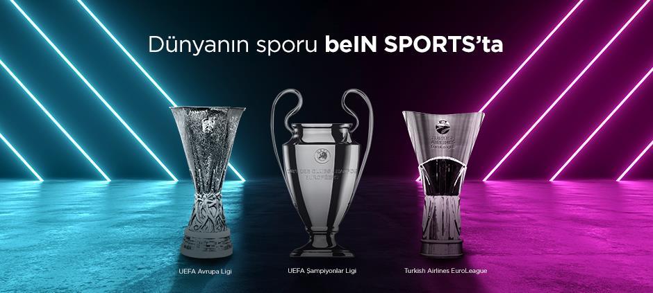 Dünyanın Sporu beIN SPORTS'ta!
