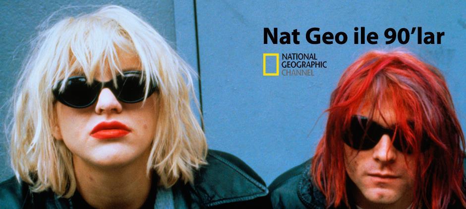 Nat Geo ile 90'lar
