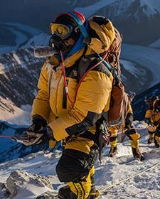 Everest'in Büyük Gizemi