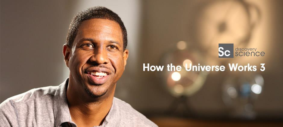 How the Universe Works 3