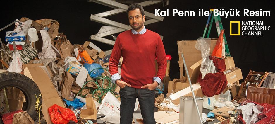 Kal Penn ile Büyük Resim