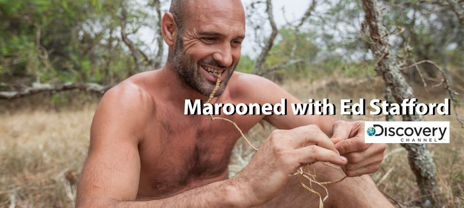 Marooned with Ed Stafford