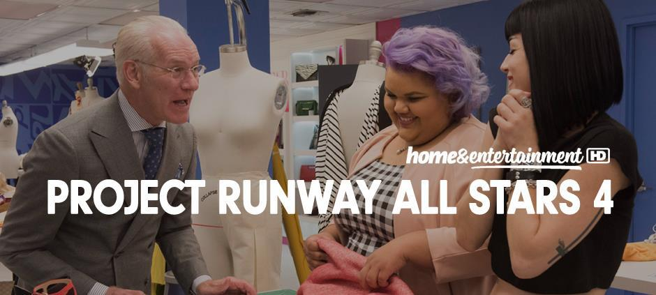 Project Runway All Stars 4