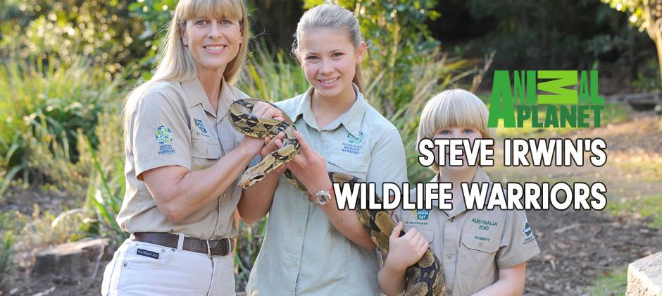 Steve Irwin's Wildlife Warriors