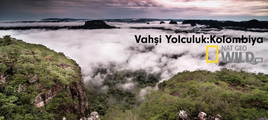 Vahşi Yolculuk: Kolombiya