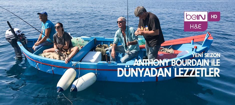 Anthony Bourdain ile Dünyadan Lezzetler