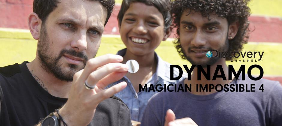 Dynamo: Magician Impossible 4
