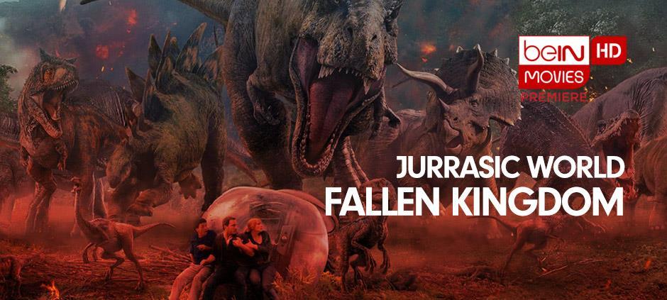 Jurassic Park : Fallen Kingdom