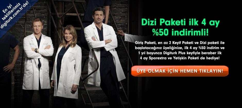 Grey's Anatomy SEZON FİNALİ