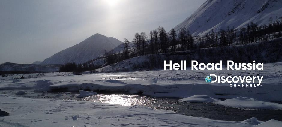 Hell Road Russia