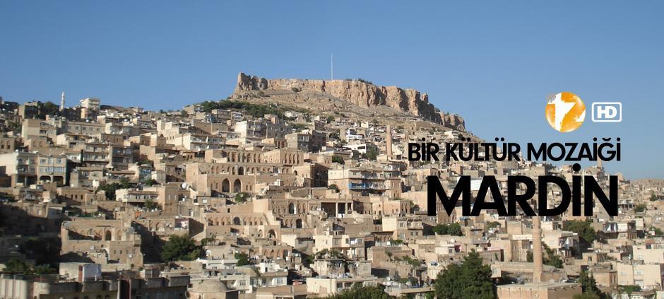 Bir Kültür Mozaiği: Mardin