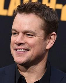 Ayın Starı – Matt Damon