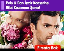 Polo & Pan İzmir Konseri
