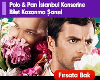 Polo & Pan İstanbul Konseri