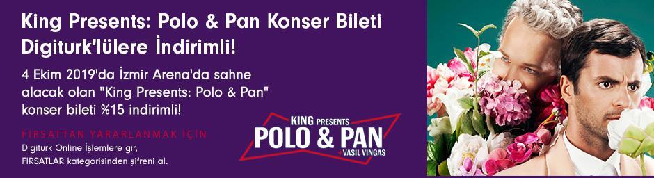 Polo & Pan Konseri İzmir