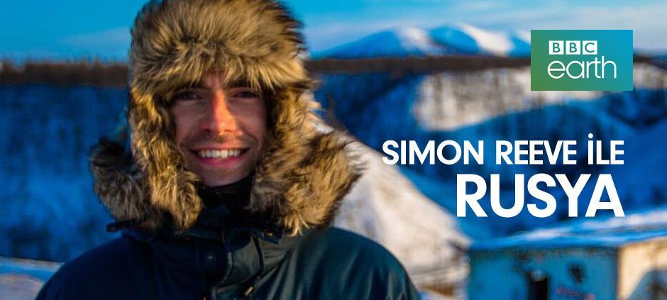 Simon Reeve ile Rusya