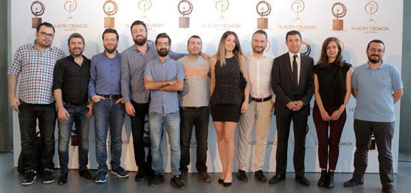 Altın Örümcek Ödülü üst üste ikinci kez Digiturk'ün oldu!