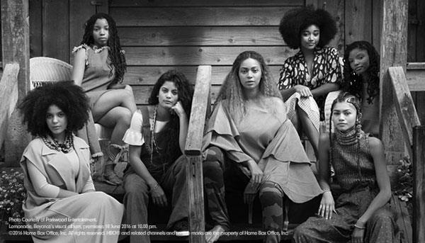 """Beyonce """"Lemonade"""" ile Home&Entertainment'ta"""