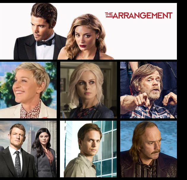 Yepyeni diziler ve sevilen dizilerin yeni sezonları Nisan'da beIN SERIES'lerde