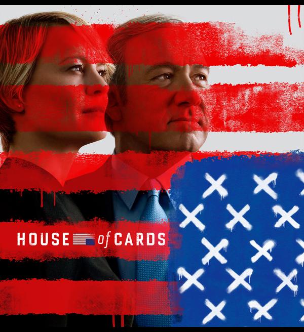 House of Cards tutkunları ekran başına; beşinci sezonun tüm bölümleri ilk kez sadece Digiturk'te!