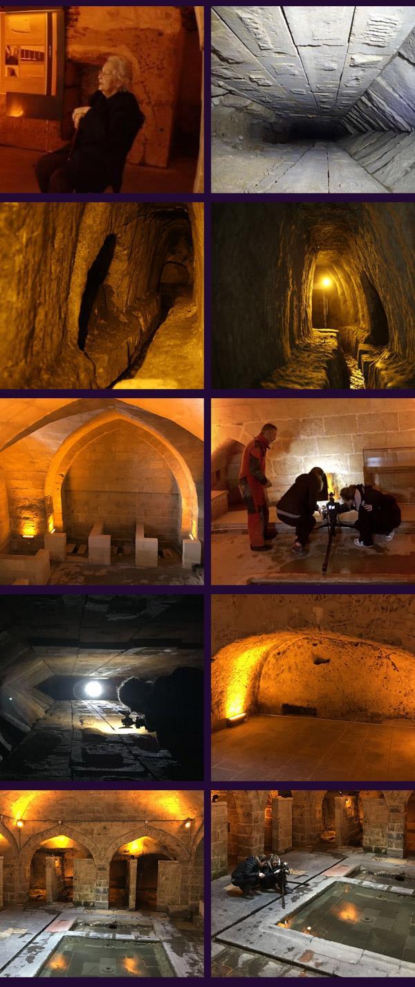 UNESCO Dünya Mirası geçici listesine giren Gaziantep'in Yeraltı Su Yapıları belgeseli beIN IZ HD'te!