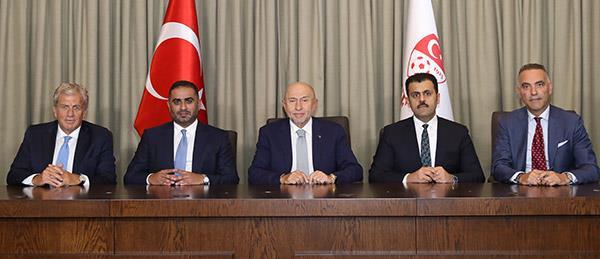 Digiturk ve Türkiye Futbol Federasyonu anlaştı