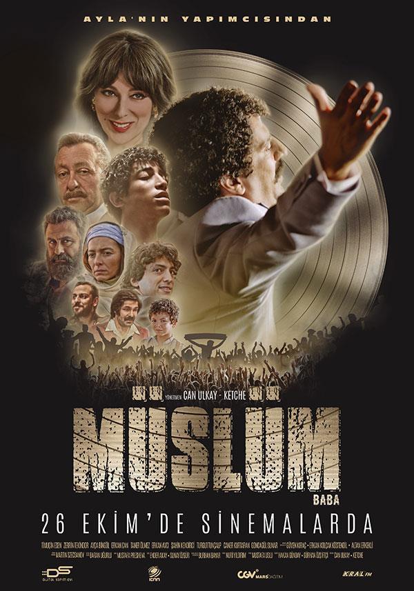 Rekorları altüst eden 'Müslüm' filmi televizyonda ilk kez beIN MOVIES TURK'te