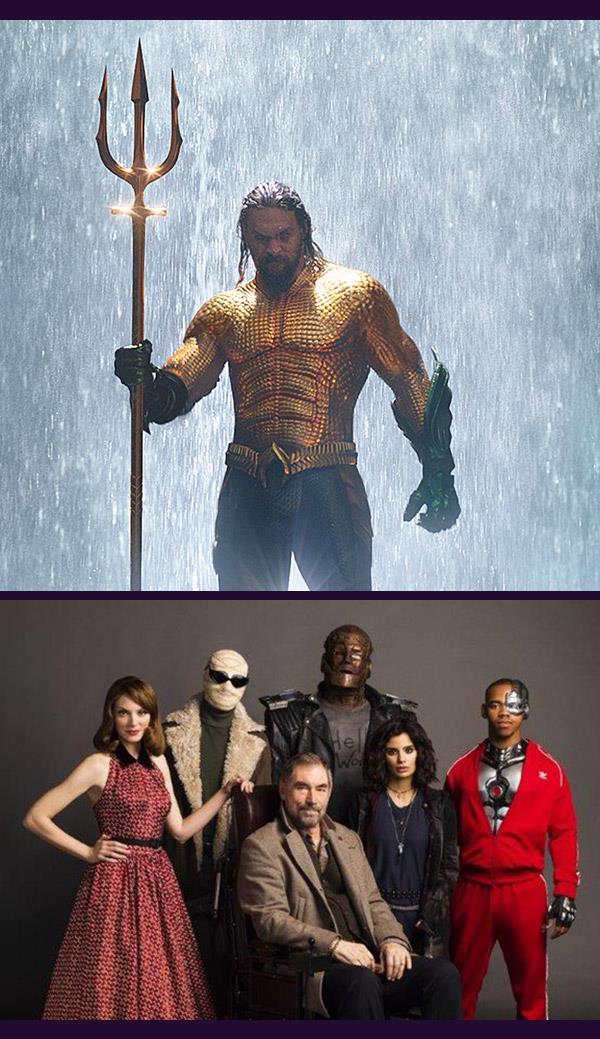 Süper kahramanlar Digiturk beIN MOVIES FANTASTIC'te